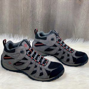 Columbia Redmond V2 Mid  Hiking Boot  Men Sz 10.5